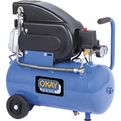 Kompressor Okay Power II 24 l