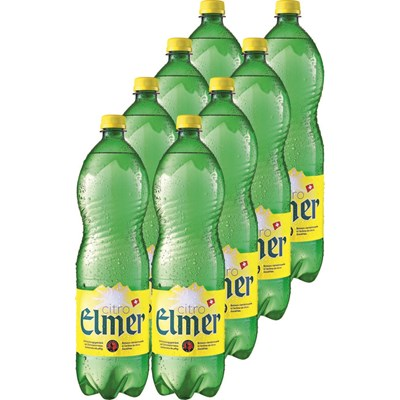 Citro Elmer  8 × 150 cl