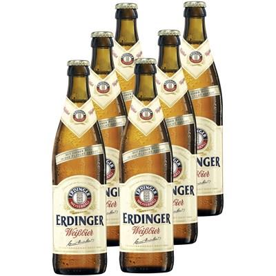 Weissbier Erdinger EW 6 × 50 cl