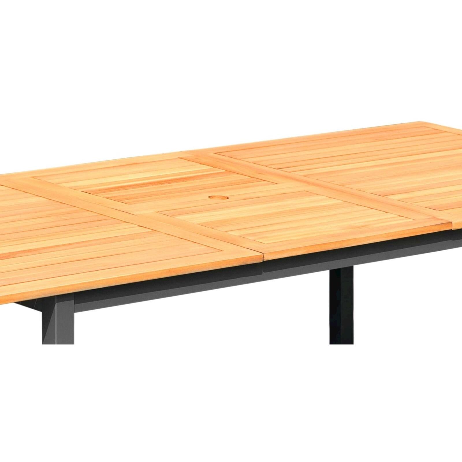 Tisch Nea Ii 100 180 240cm Kaufen Outdoormobel Landi