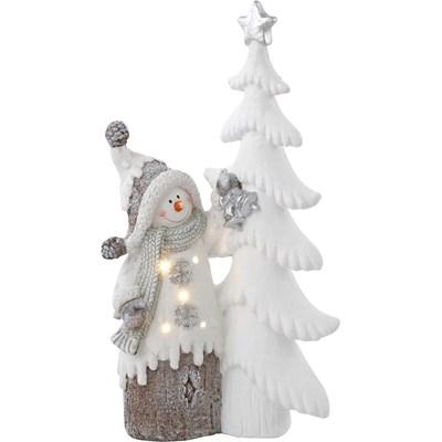 Weihnachtsfigur 6 LED