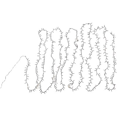 Lichterkette Clusterlight 560 LED