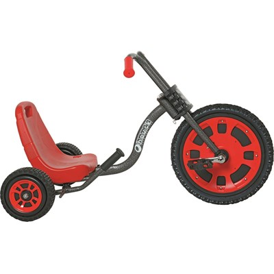 Go-Cart Typhoon schwarz/rot