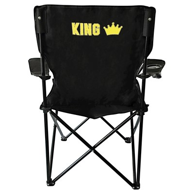 Campingstuhl King