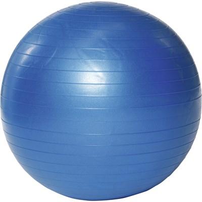 Ball gymnastique 65 cm bleu