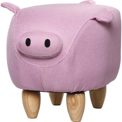 Hocker Schwein 51 × 34 × 36 cm