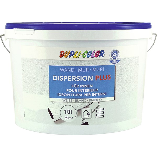 Dispersion int. plus blanc 10 l