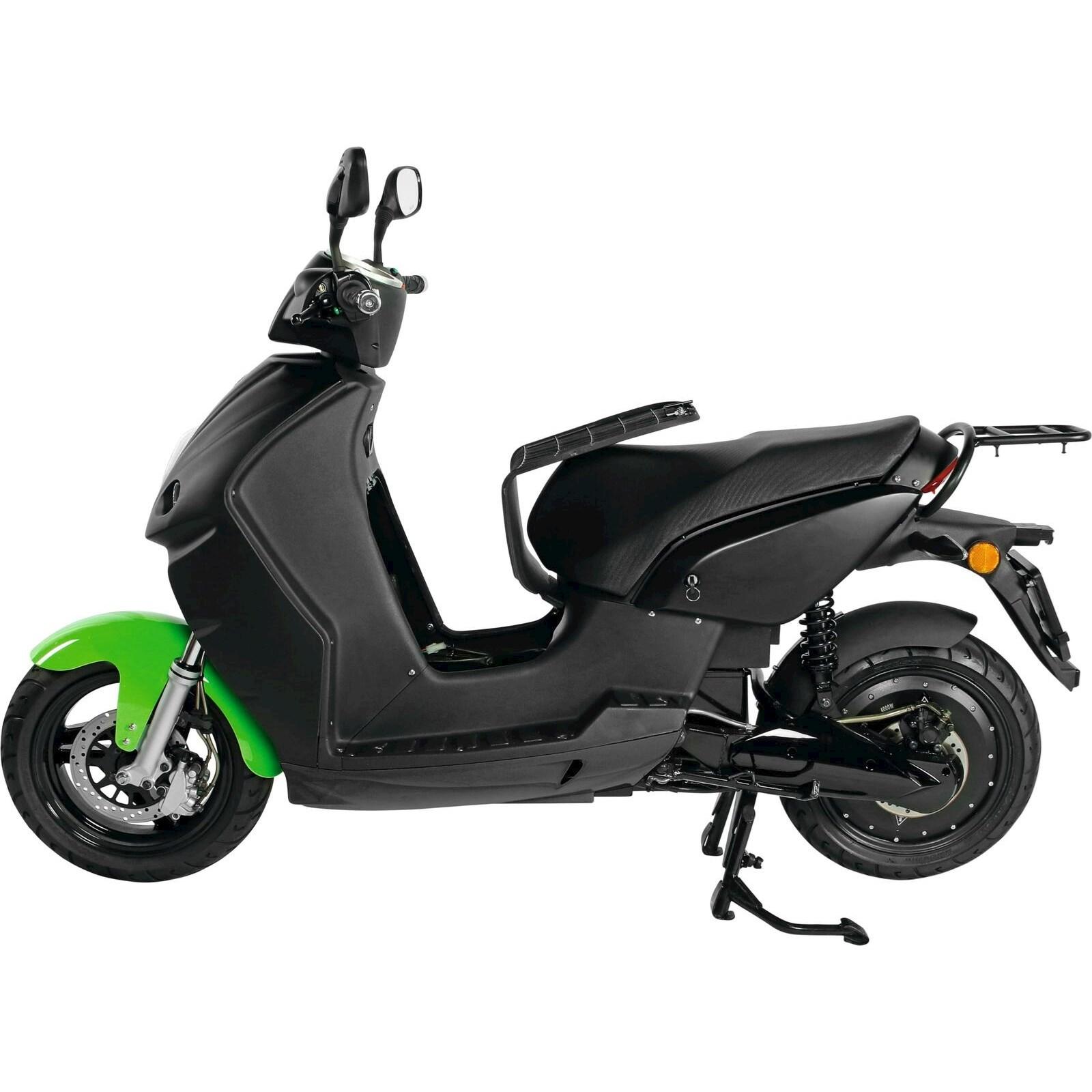 Weihnachtsdeko Bei Roller.E Scooter Vengo V100 L3e Li Lo Scooter Landi