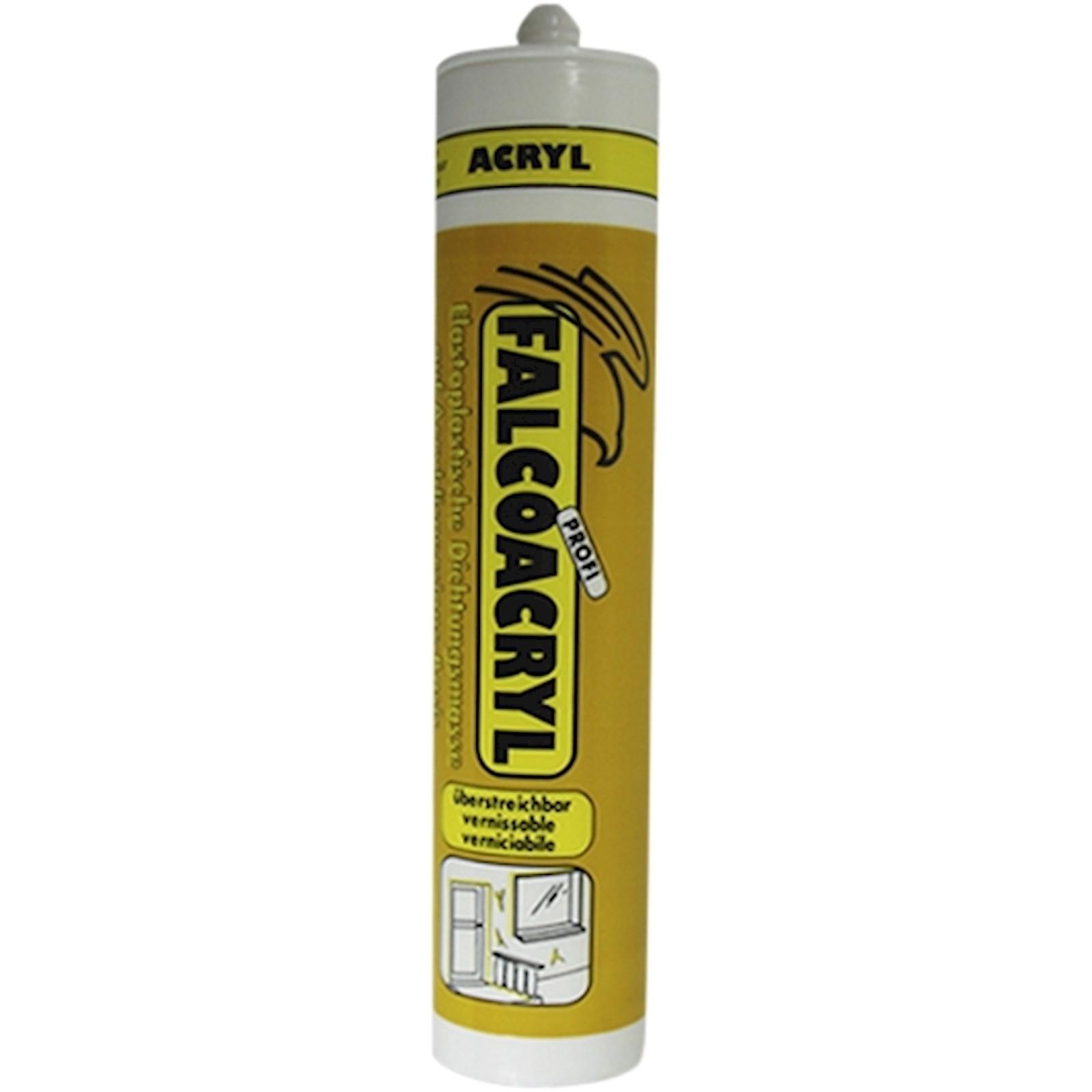 dichtmasse acryl weiss 310 ml - renovationsartikel - landi