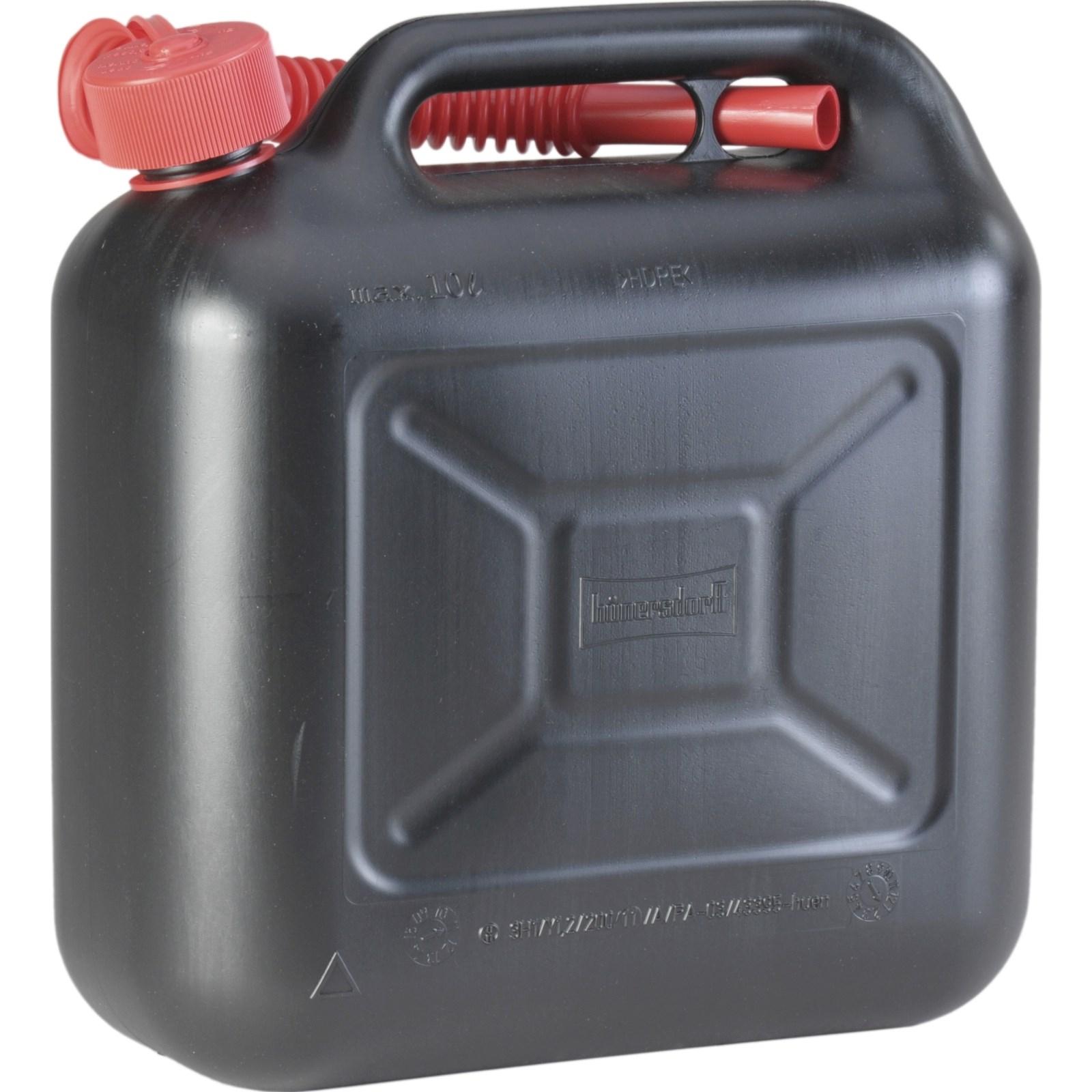 benzinkanister kunststoff 10 l schmieren oelen zubeh r landi. Black Bedroom Furniture Sets. Home Design Ideas