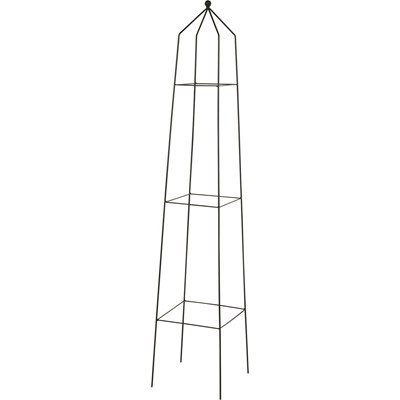 Obeliske Metall 3 Variante 23x90cm