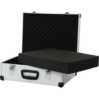 Alu-Koffer mit Zupfschaumstoff