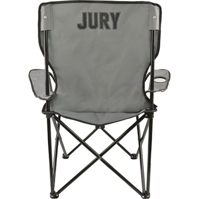 Chaise camping pliable Jury