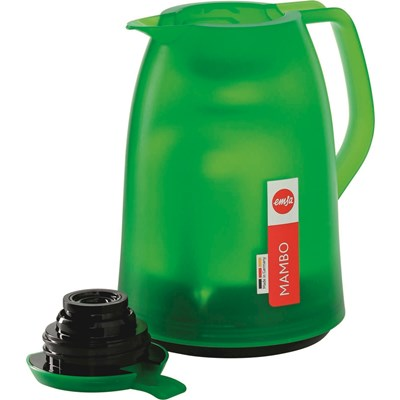 Bouteille thermos 1 l vert