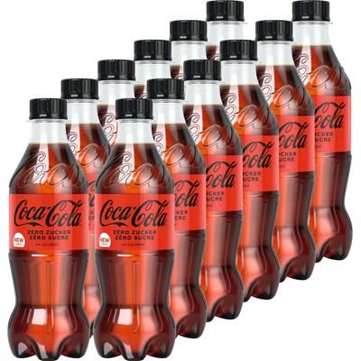 Coca Cola Zero 12 × 45 cl