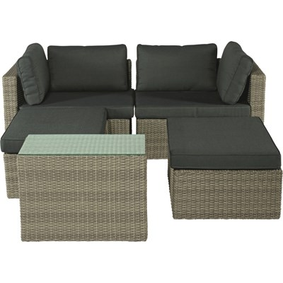 Lounge Set  Wicker