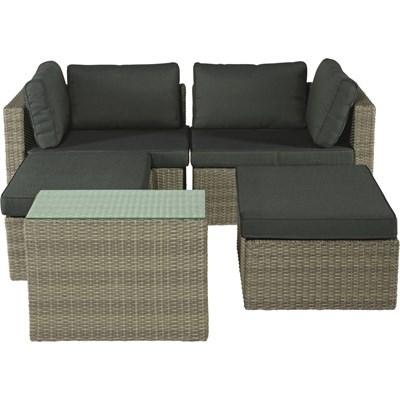 Lounge Set  Wicker