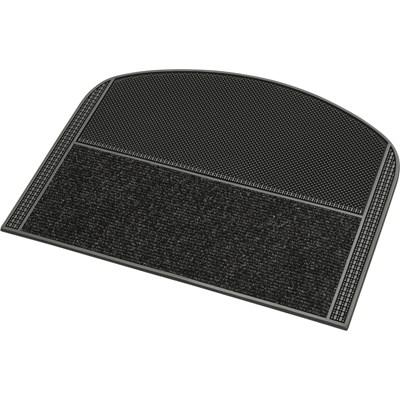 Türmatte halbrund 71 × 56 cm
