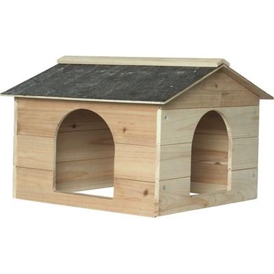 Nager und Hasenhaus