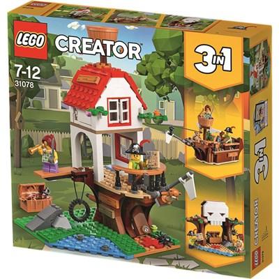LEGO Creator Baumhausschätze