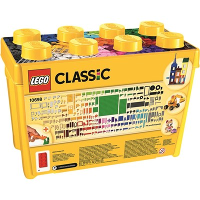LEGO Classic Bausteine Box gross