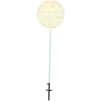 Metallball 40 cm LED