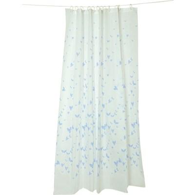 Duschvorhang 180 × 200 cm farbig