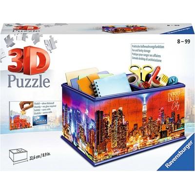 3D Puzzlebox