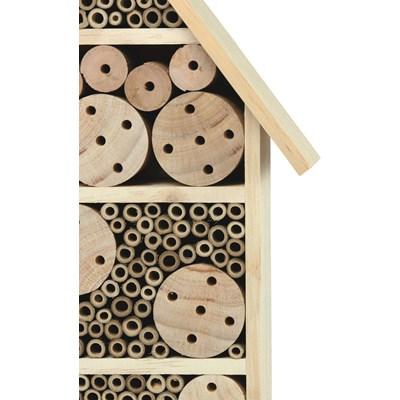 Bienenhotel gross 48 cm