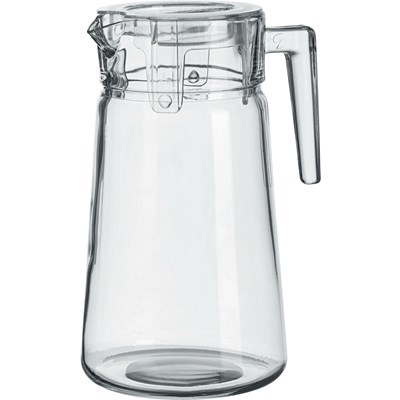 Krug mit 6 Gläser