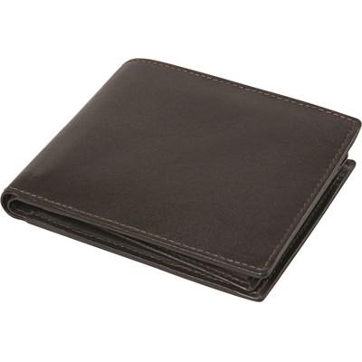 Portemonnaie Leder braun