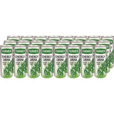 Energy Drink Farmer s.f. 24 × 25 cl