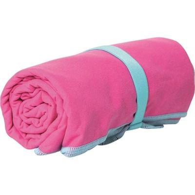 Reisetuch Micr. rosa 110×175cm