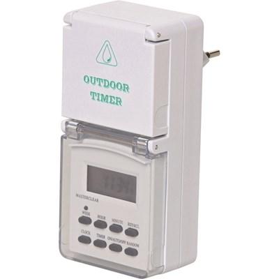 Digitale Zeitschaltuhr IP44