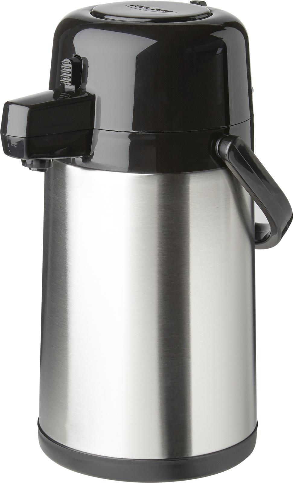 1,9 Liter Thermoskanne mit Pumpe Isolierkanne Thermo