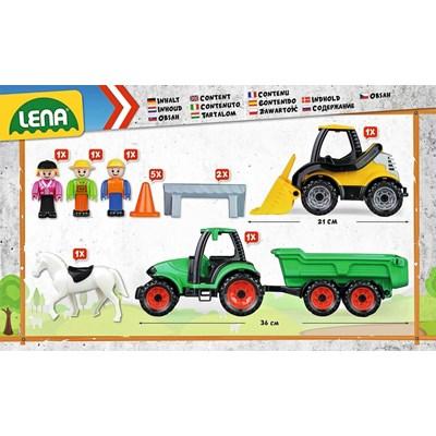Truckies Set Bauernhof