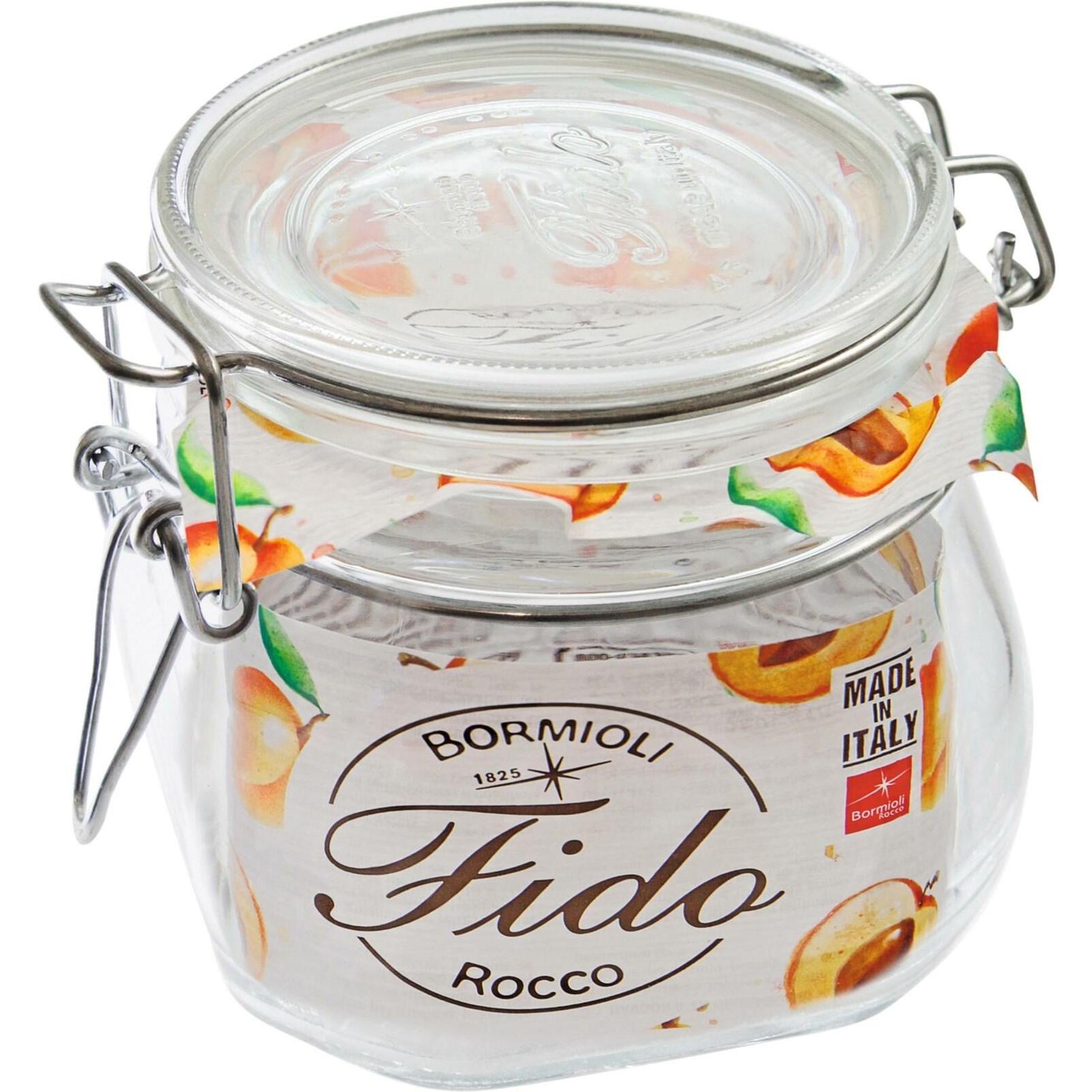 Einmachgläser 1 Liter : einmachglas fido 50 cl einmachen landi ~ Watch28wear.com Haus und Dekorationen