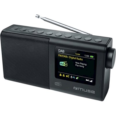 Radio DAB+ 3W
