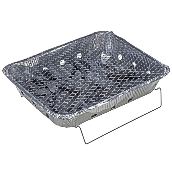 Gril jetable Grill Club 31 × 25 cm