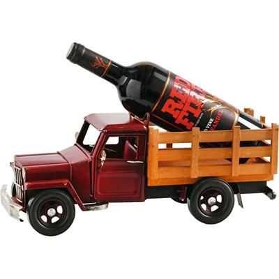 Pick up Truck mit Wein