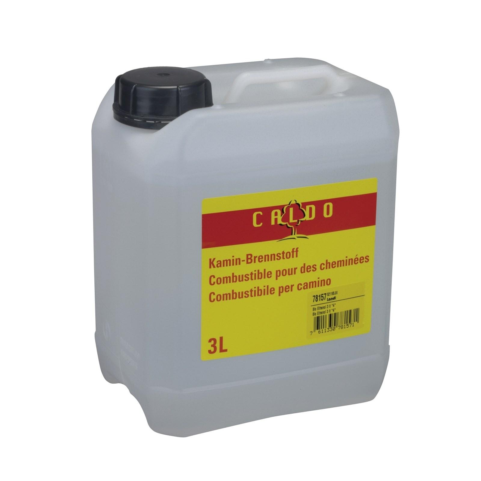Ethanol Bio Caldo 3 L Flussigbrennstoffe Landi