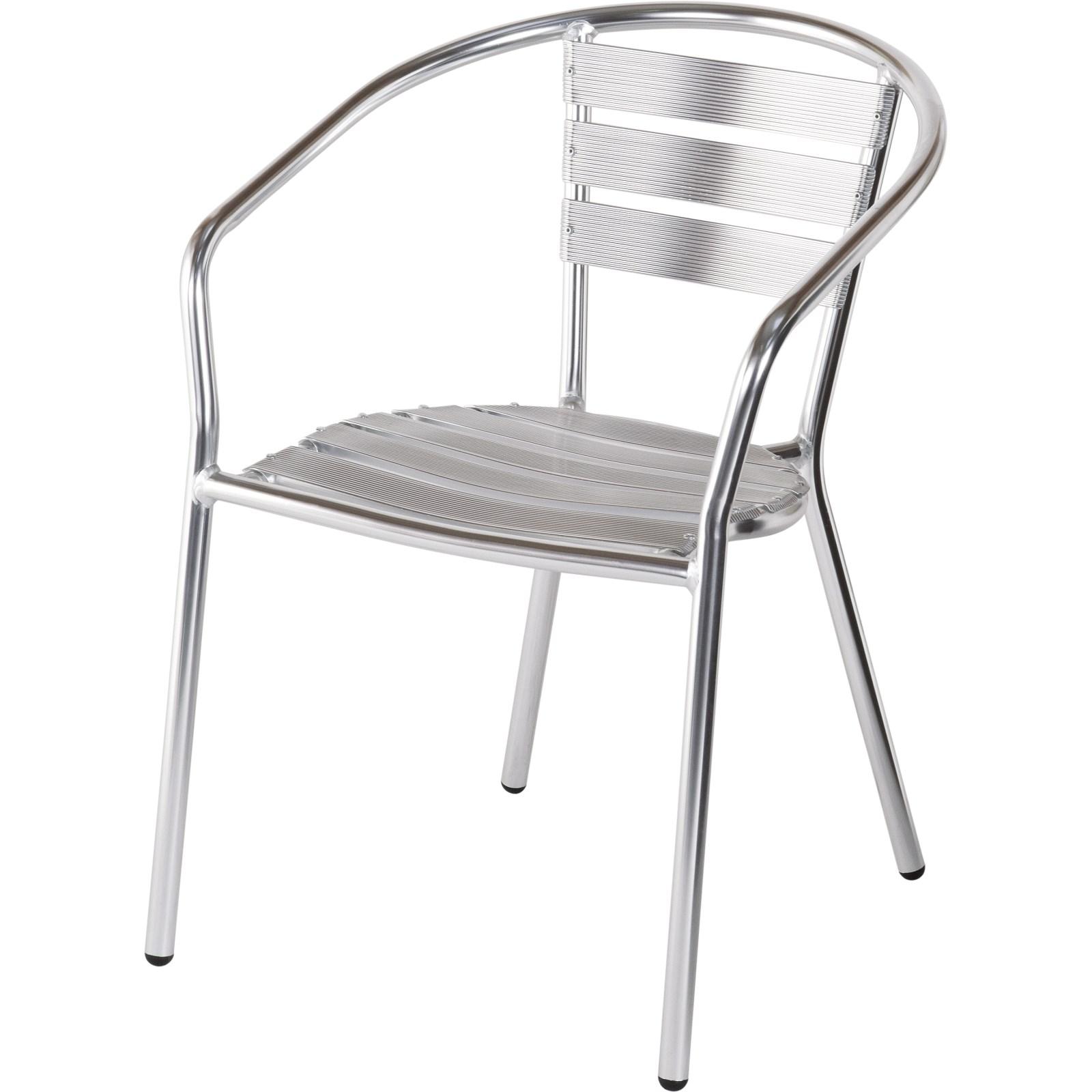 stuhl alu outdoorm bel landi. Black Bedroom Furniture Sets. Home Design Ideas
