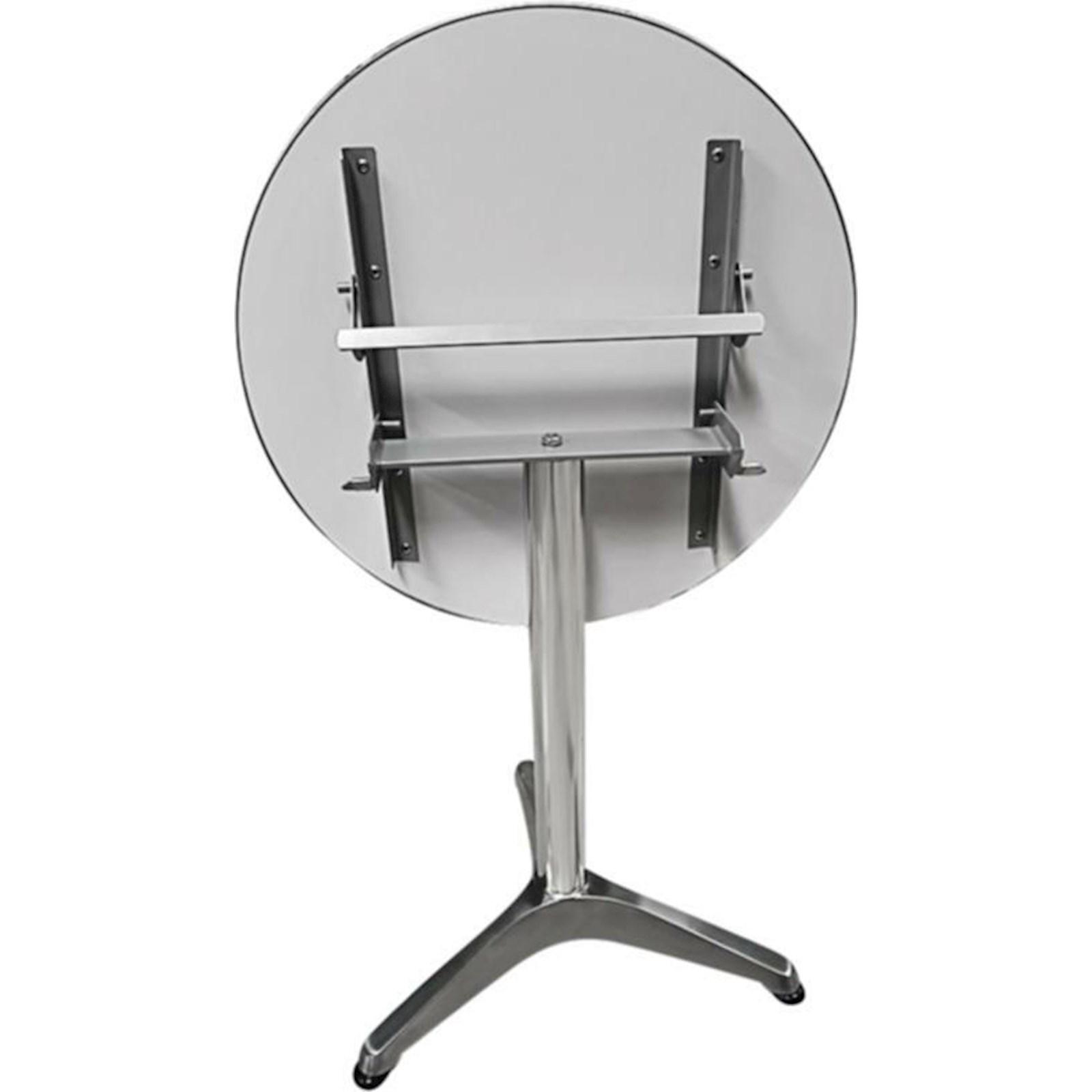Table Alu Ronde 60 Cm Meubles D Exterieur Landi