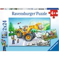 Assortiment de puzzle 2×24pcs