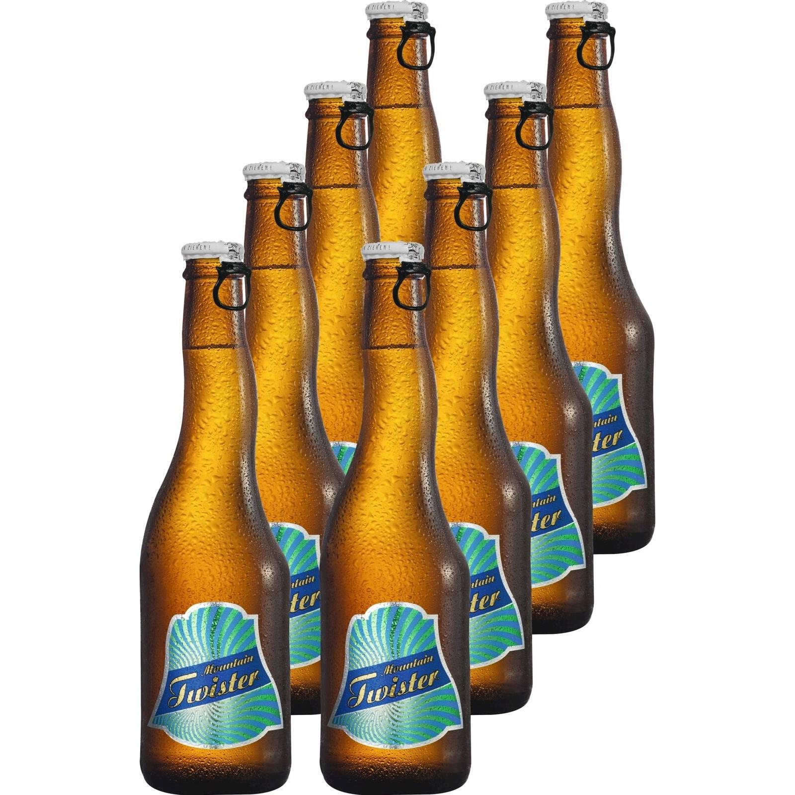 Mountain Twister o.A. 8×33cl - Obstsäfte ohne Alkohol - LANDI