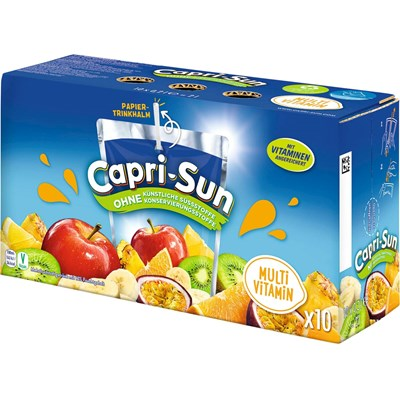 Capri-Sun Multiv. 10×20cl