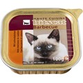 Aliment pour chats Barbecue 8×100g