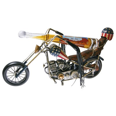 USA-Bike mit Whisky