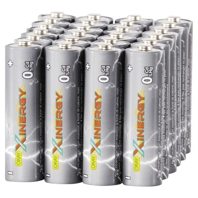 Batterie LR03 AAA 24 Stück