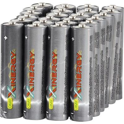 Batterie LR6 AA 24 Stück